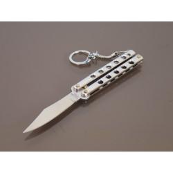 PKA Pocket Knives - Butterfly Knife - Keychain