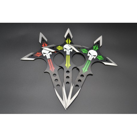 TK7 Throwing Knives - Super Set - 3 pieces