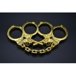 K6.2 Goods for training - black - Brass Knuckles