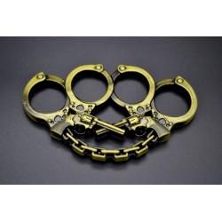 K6.3 Goods for training - black - Brass Knuckles