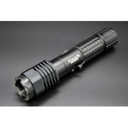 S10 Stun Gun + LED Flashlight + BOX + Battery + AC + Car Charger