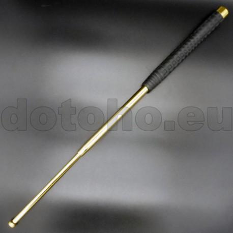 T19.2 Telescopic baton with foam hard rubber handle - 64 cm