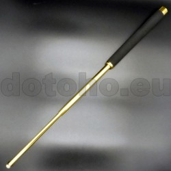T11 Telescopic baton with foam rubber handle - 65 cm - GOLD