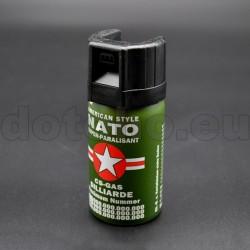 P04 Pepper spray American Style NATO - 40 ml