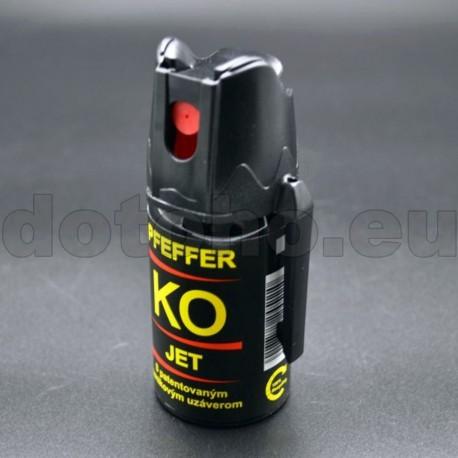 P10 Pepper Spray KO - JET - 40 ml