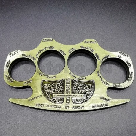 K25.3 Goods for training - Brass Knuckles CONSTANTINE - L