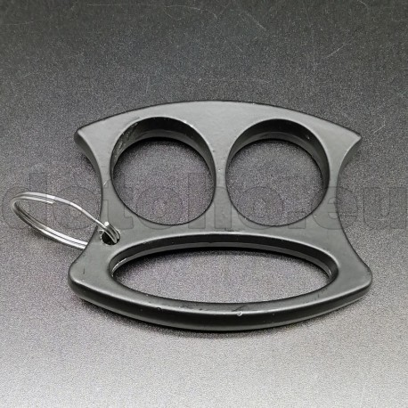 KA3.0 Self Defense Protection metal key ring - Brass Knuckles