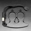 KA6.0 Self Defense Protection metal key ring - Brass Knuckles