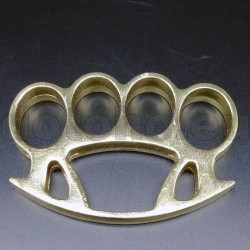 K3.2 Brass Knuckles for the collection - Hard