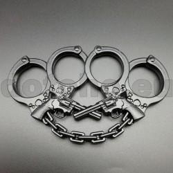 K6.0 Goods for training - black - Brass Knuckles