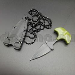 SPD1 Small Tactical Push Dagger Knife