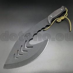 SH12 Ax, survival hatchet, battle ax