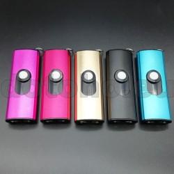 S07 Mini shocker keychain with a flashlight