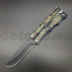 PK13 Pocket Knives - Butterfly Knife