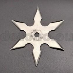 TS6.1 Throwing stars. Ninja star. Shurikens - 6