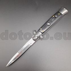 PK47 Automatic switchblade knife Italian Stiletto